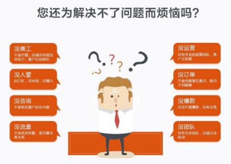 【深圳星灿网络科技有限公司】店铺托管靠谱吗?选择店铺代运营公司的方法和技巧