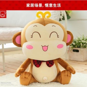 飘飘龙可爱小猴子