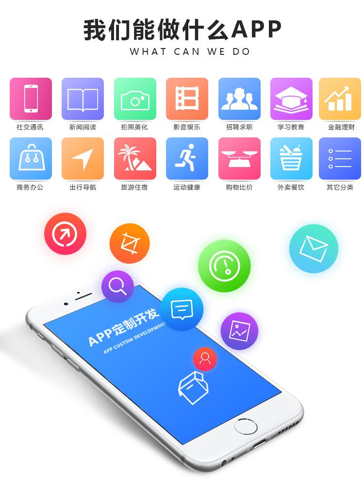 【栗子科技】app开发/app定制_软件开发>>App应用>>手机应用