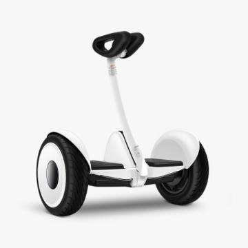 小米(MI) 定制版Ninebot 九号平衡车 智能代步电动体感车(白)