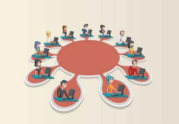 在一边服务分享的同时,大家还可以在蚂蚜社区里进行服务交流与分享