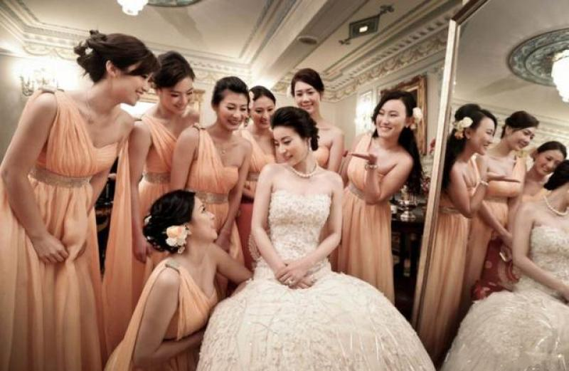 婚礼跟拍不需要摆拍,记录下不经意的瞬间才是最美的!