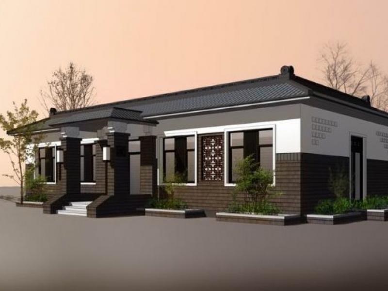 【走心建筑设计】别墅自建房方案设计及施工图众包,家居服务>>建筑设计>>别墅设计