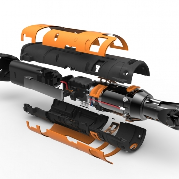 电子硬件、电动工具等结构设计(塑件)