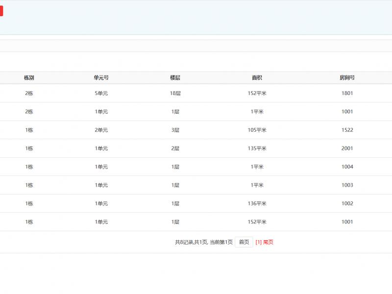 【广州外兴软件科技】微信物业管理系统,一小区物业管理,软件开发>>微信行业>>微信小程序