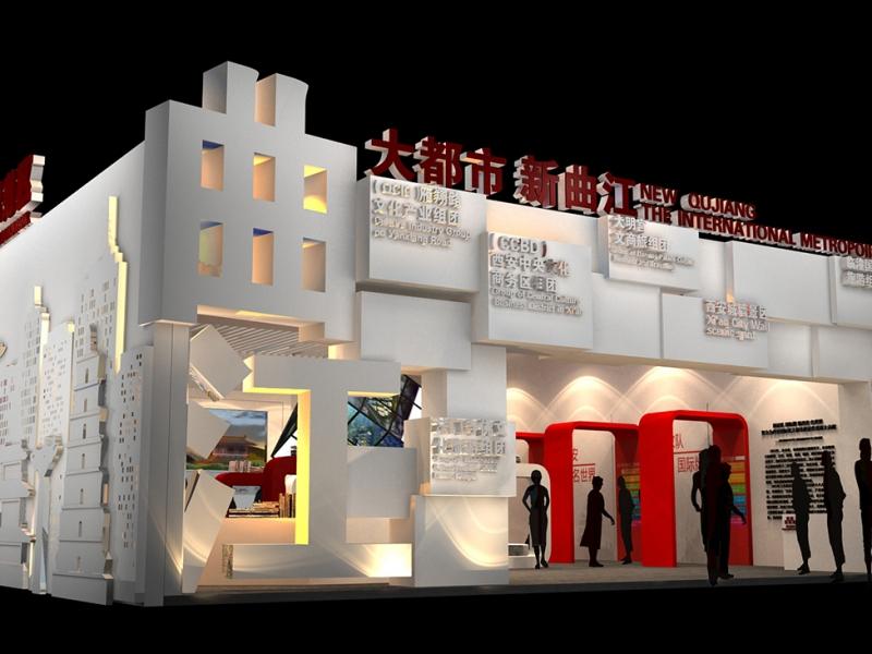 【竹工凡尘装饰设计】展台、展厅、博物馆、店面、展览馆、售楼部、精装样板房、商场设计,设计服务>>建筑设计>>房屋建筑设计