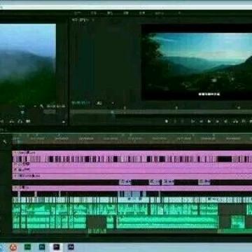视频剪辑,调色,特效包装【影工场|线上服务】