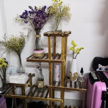 手工制作文艺花瓶、杯垫、收纳盒定制