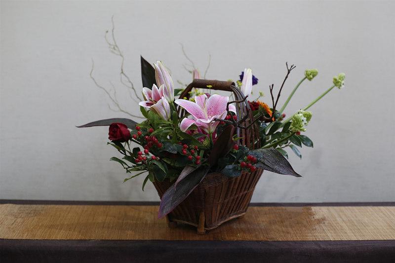 【中华传统花艺】如果你对中华传统插花有兴趣可以联系我_教育培训>>兴趣课堂>>插花培训