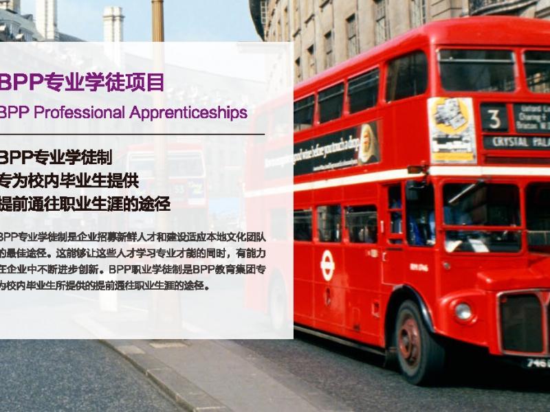 【立上创意设计】BPP教育集团中国官方PPT美化制作,设计服务>>文案/PPT设计>>教学文案