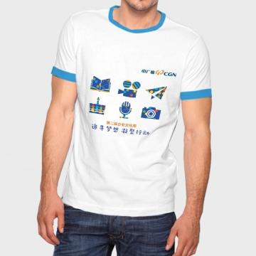企业T恤定制设计与制作服务【立上创意设计|线上服务】