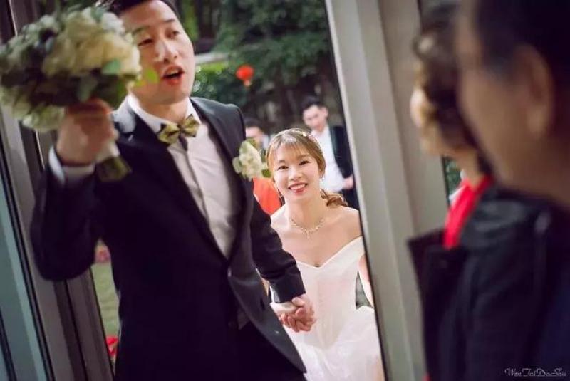 婚礼跟拍的全程攻略,咪呀教你如何成为一名跟拍师!