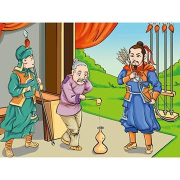 插画漫画绘制服务 单色双色四色等【若叶插画|线上服务】
