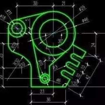 CAD制图及机械产品设计【北京启航创意设计工作室|线上服务】