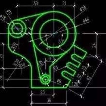 CAD制图及机械产品设计