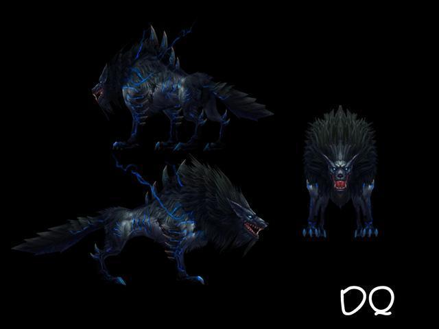 【茕茕白兔】3D游戏美术设计流程介绍
