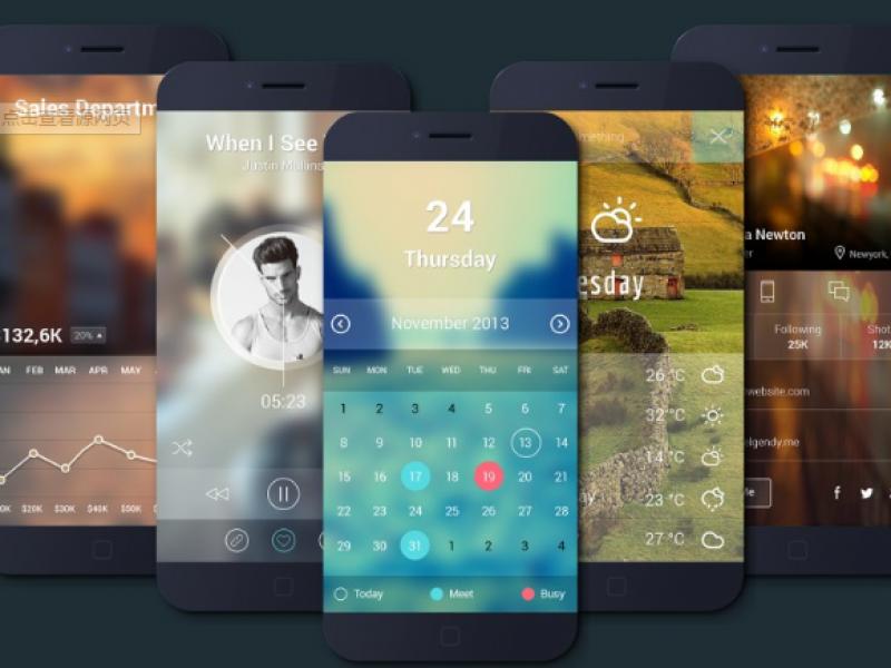 【轻骇科技】原生app定制开发/不限行业,软件开发>>App应用>>Android应用