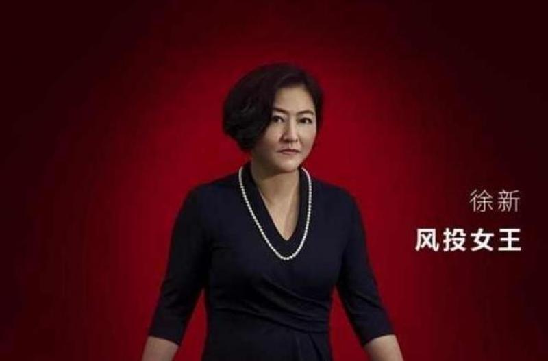 中国风投女王,帮两个穷小子成为中国首富,没有她何来现在的京东?