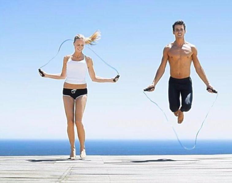 跳绳多少才能达到减脂效果?这样跳的话,3天瘦一斤不是问题