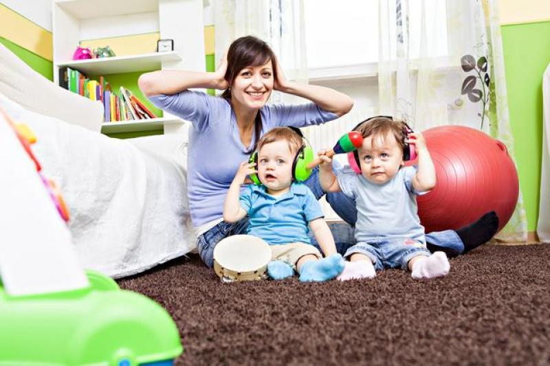 为什么孩子和妈妈在一起就不乖?