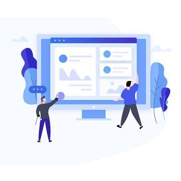 企业官网定制开发、管理后台搭建、API开发对接【大鹏工作室|线上服务】