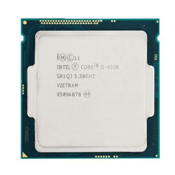 全新商务办公套装主机,采用Intel i5 4590 四核极速办公主机