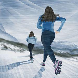 飞脚酷跑运动圈