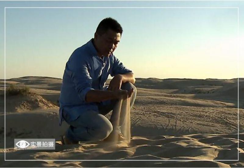 【海上明月共潮生】沙漠里也能种出大米?以米治沙,让沙漠变绿洲