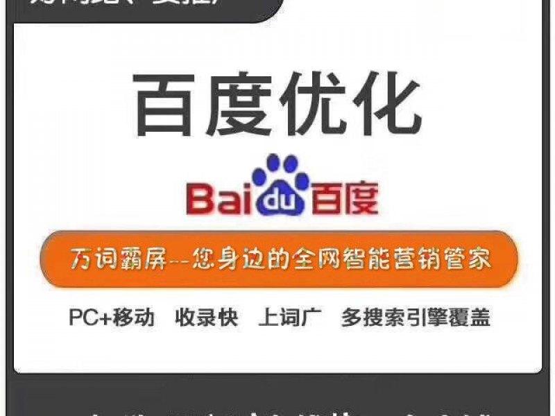【全网搜索推广旗舰店】baidu谷歌360搜索网站关键词排名seo优化推广首页外链快照收录,销售运营>>搜索引擎优化>>百度关键词优化