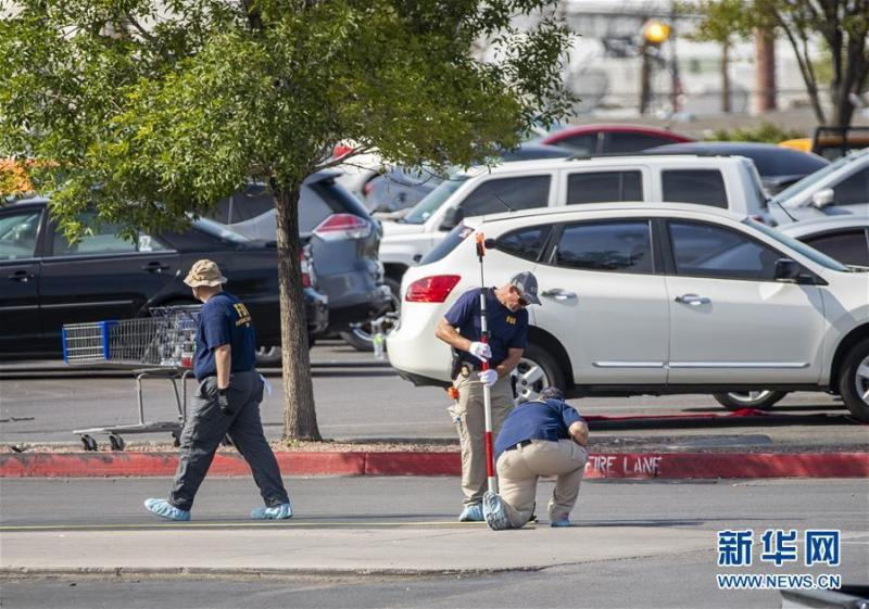 美国得州枪击案遇难人数升至22人