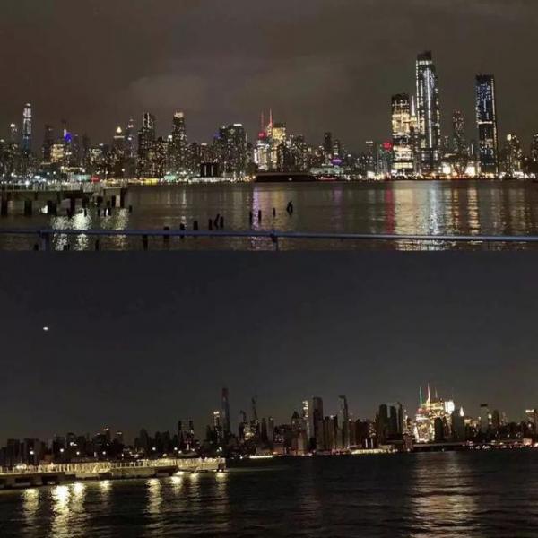 【很酷不放纵】纽约突发大面积停电,时代广场一片黑暗……