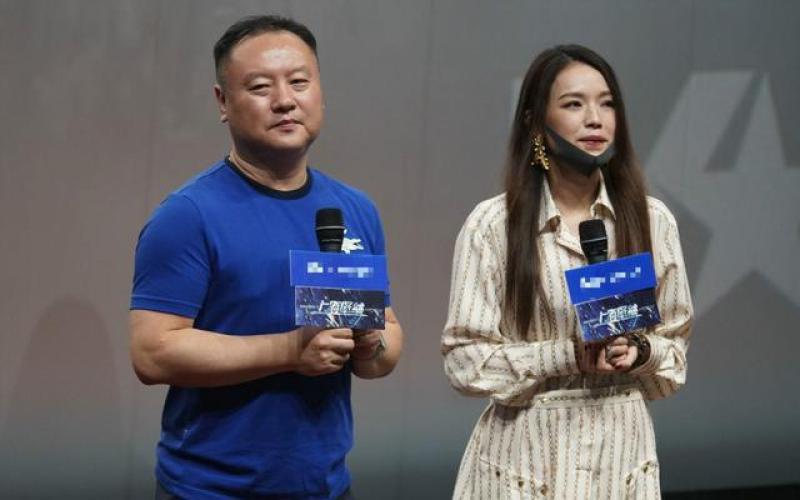 滕华涛回应《上海堡垒》差评:我也不想关闭科幻电影之门