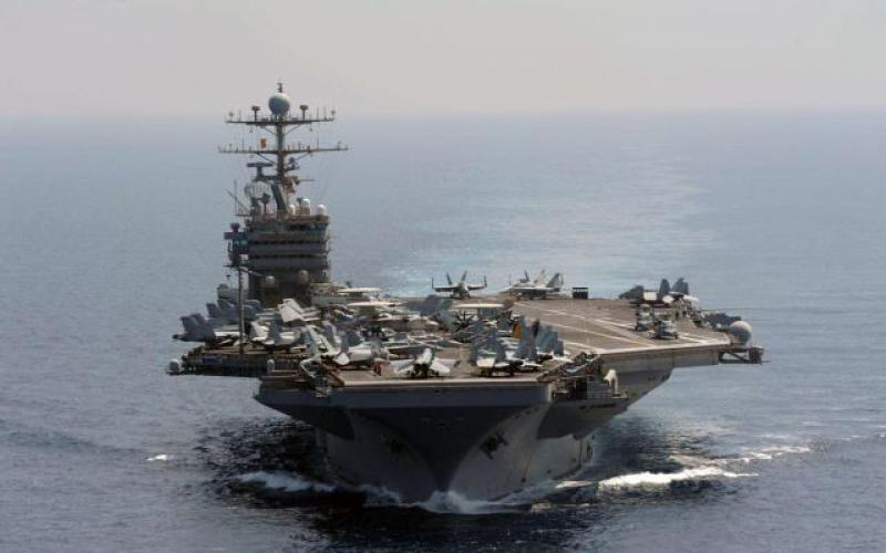 关键时刻,一支亚洲舰队驶向波斯湾海域,美发出警告:不要玩火