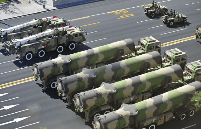 【继以夏澈于心】中国最大威胁是谁?白宫恬不知耻做出预测,结论还真给我国提了醒