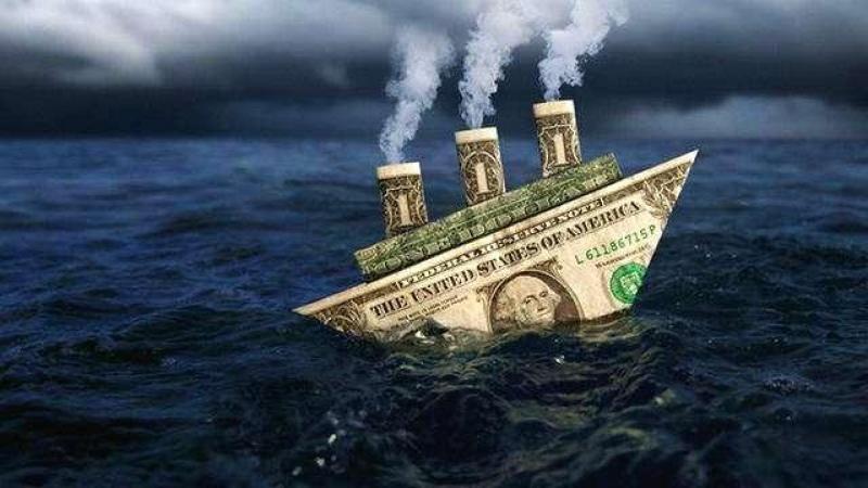 【野区小霸王】美国或正将万亿美元赤字风险转嫁9国,中国打破沉默发出黄金新信号