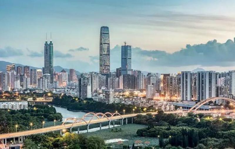 """""""建设中国特色社会主义先行示范区"""",深圳凭什么"""
