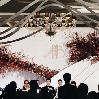 朱朱婚礼设计工作室觅知友社区分享服务商