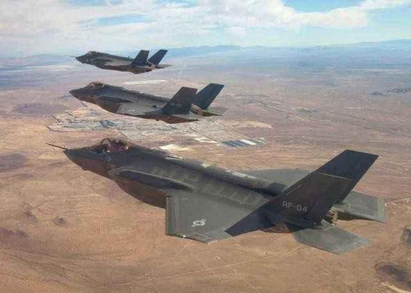 """谁是美国的""""亲密伙伴""""?从F-35交易看出,中东小国深得美心"""