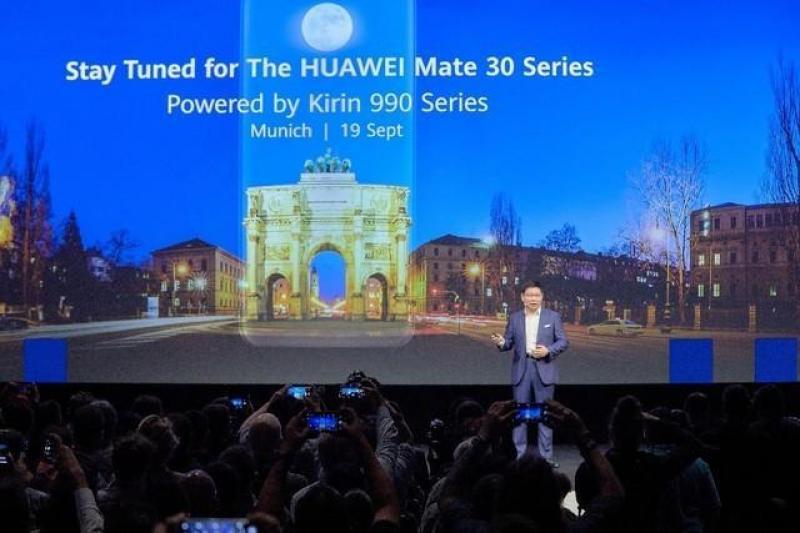 【南方吴彦祖】华为Mate30系列稳了 麒麟990铺垫5G时代一步大棋