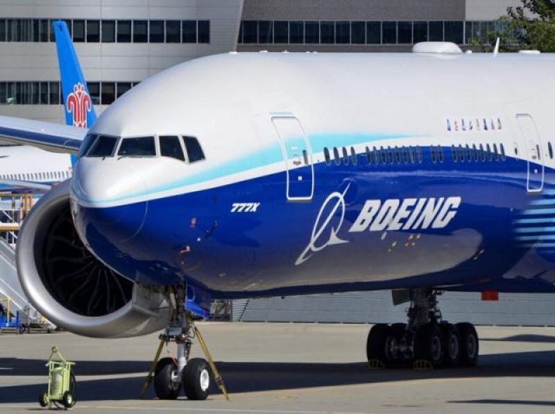 737MAX还在停飞,波音新机型又在测试中炸了舱门