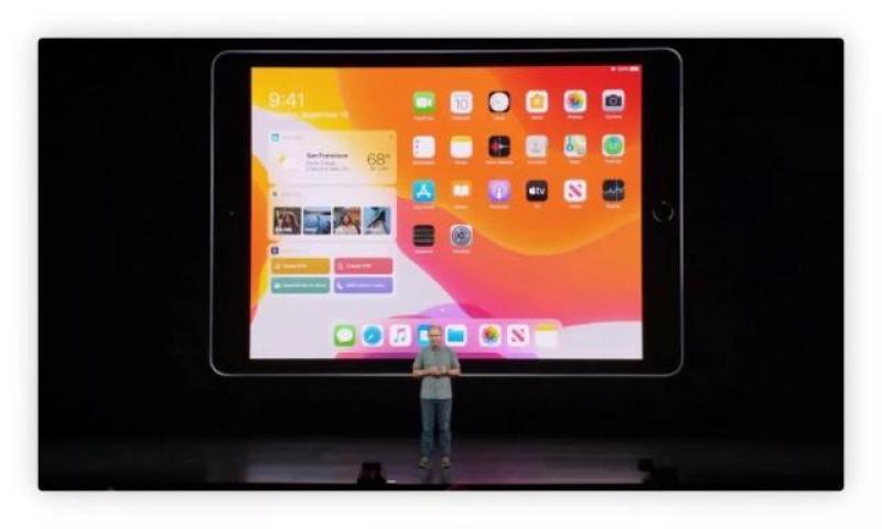 【岸与海的距离】苹果发布会初登场新品,并推出第七代 iPad