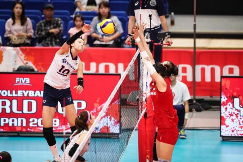 【茉莉花的清香】朱婷破个人纪录!中国女排3-0韩国,迎世界杯开门红,金软景哑火
