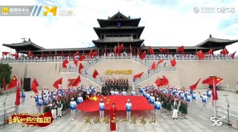 【霸气侧漏好骚年】中国移动携手《我和我的祖国》,打造全球首场电影发布5G直播