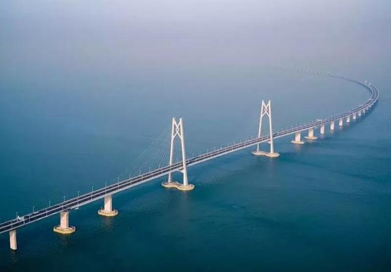 港珠澳大桥、苏通大桥、泰州大桥......中国新桥,屡创奇迹