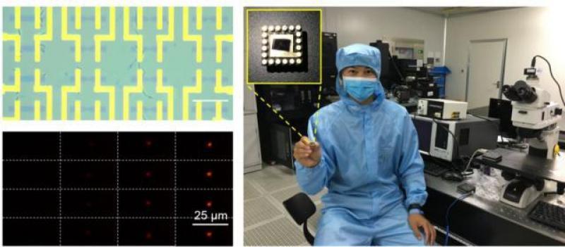 【拧巴小姐姐】国防科大打造史上最薄石墨烯灯泡,有望用于未来手机屏幕和芯片
