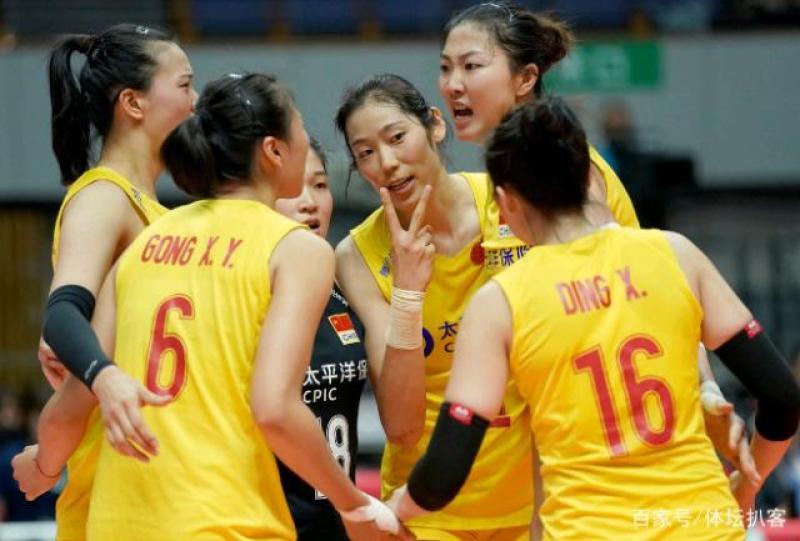 【烟花巷陌】中国女排登上《新闻联播》:七连胜为蝉联冠军打下坚实基础
