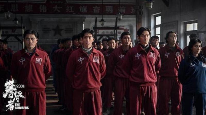 【霸气的大虫】《攀登者》首映:演绎中国登山者攀登珠穆朗玛峰的故事