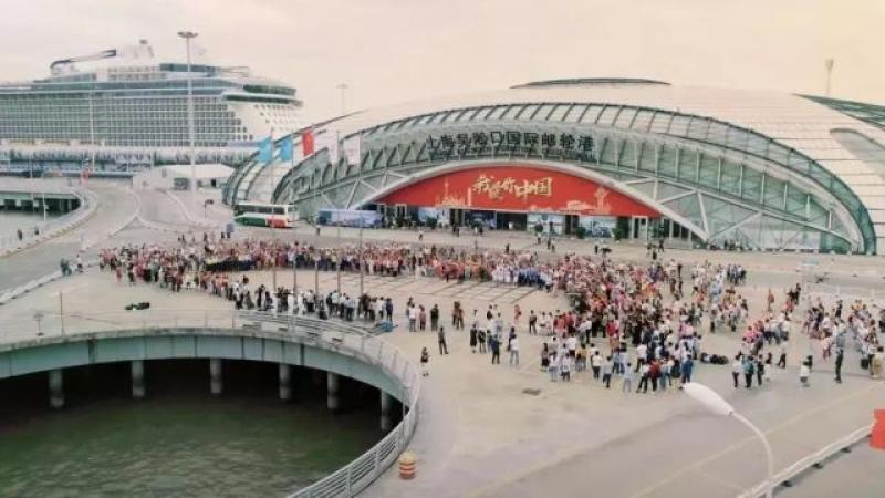 【想当龙的猫】上海16区唱响《我和我的祖国》,这部快闪合集在此