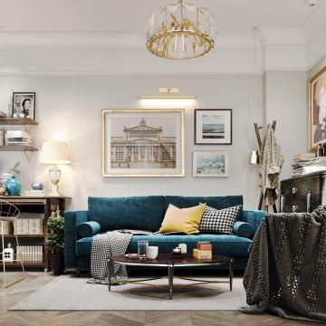 家居装修设计空间装修设计【设计绘图p图|线上服务】
