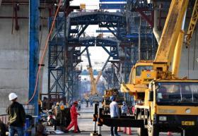 【余生陪你去浪费】中国又修出超级大桥,几乎动用所有大型国产装备,距台湾仅68海里